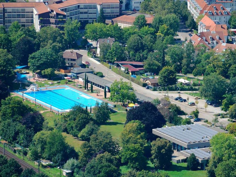 Offenburg will 26 5 millionen euro in schwimmbad for Schwimmbad offenburg offnungszeiten