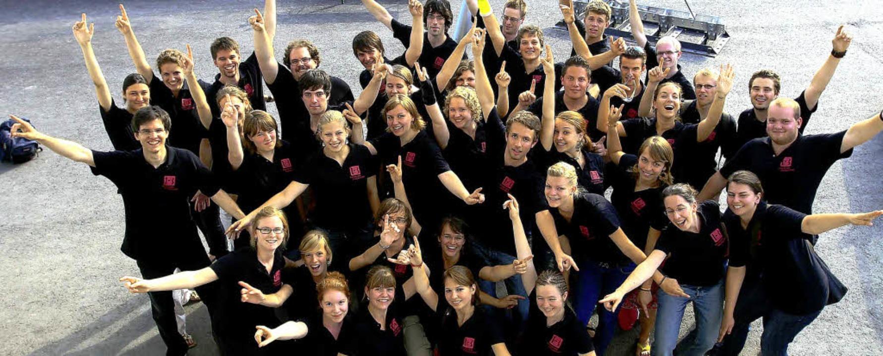 Ein Aushängeschild ist der Badische Ju...des Breisgauer Sängerbunds mitwirken.   | Foto: BCV/Staubach