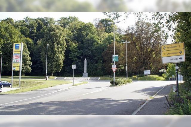 Kreisverkehr kommt früher