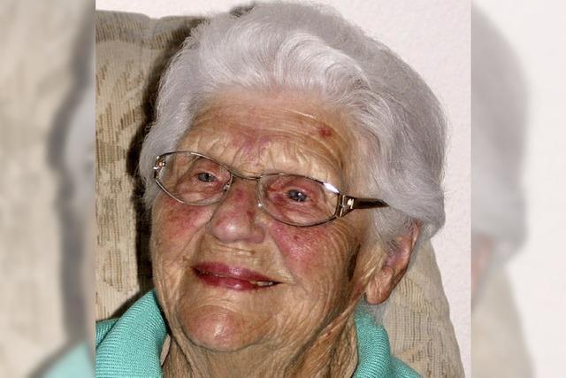 100 Jahre alt – erst seit zwei Jahren im Seniorenheim
