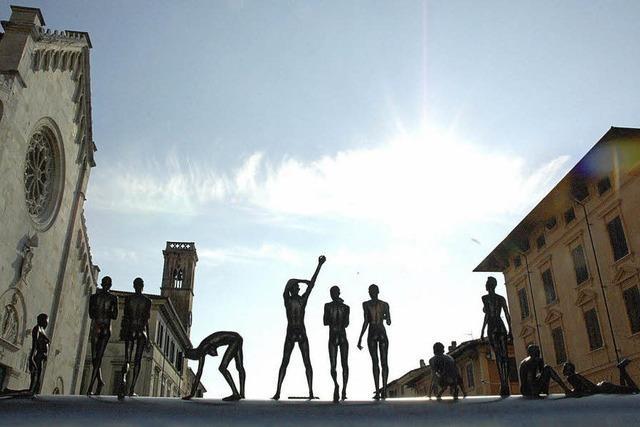 Pietrasanta freut sich auf Besucher