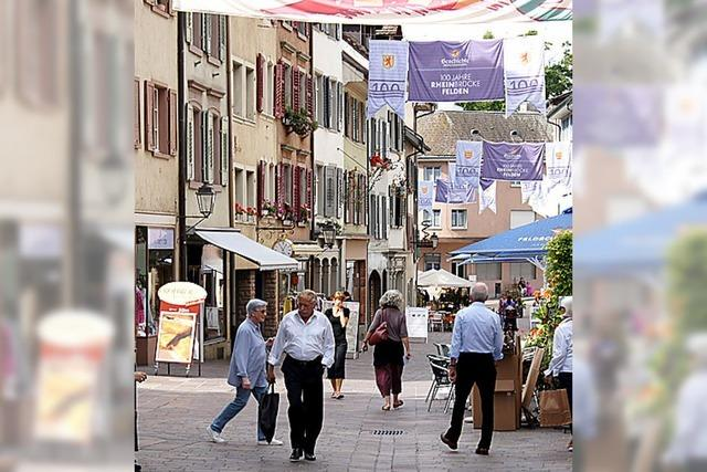 Ein reger Wandel in der Altstadt