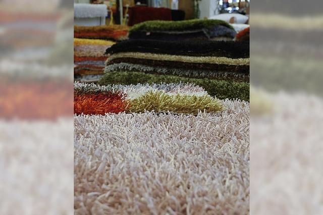 Von der Schule in Vaters Teppichladen