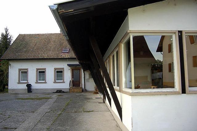 Wohnhaus statt Café