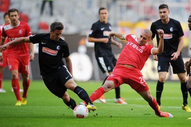 Liveticker zum Nachlesen: Fortuna Düsseldorf – SC Freiburg 0:0