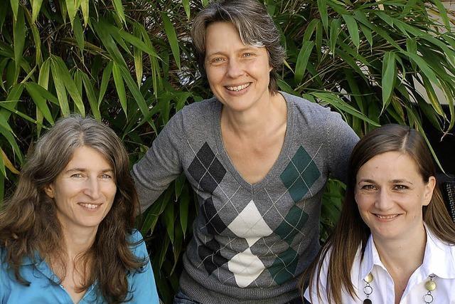 Ein Trio kämpft fürs Grundeinkommen