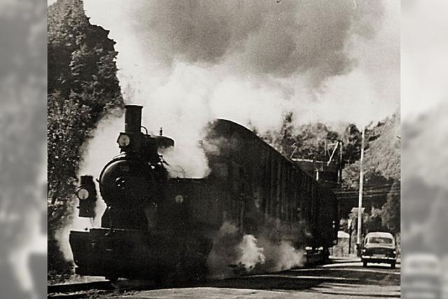 Die Eisenbahn als Standortfaktor