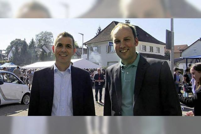 Gartenstraßenfest lockt viele Besucher