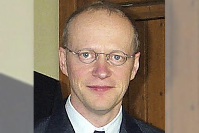 Pfarrer Alexander Kunick verlässt Friedlingen wieder