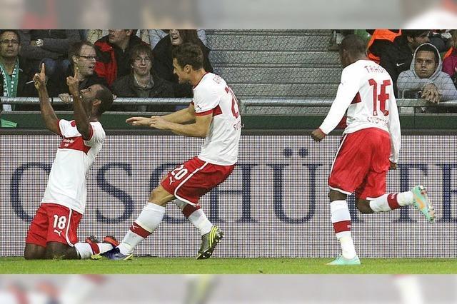 Der VfB Stuttgart kämpft sich zurück