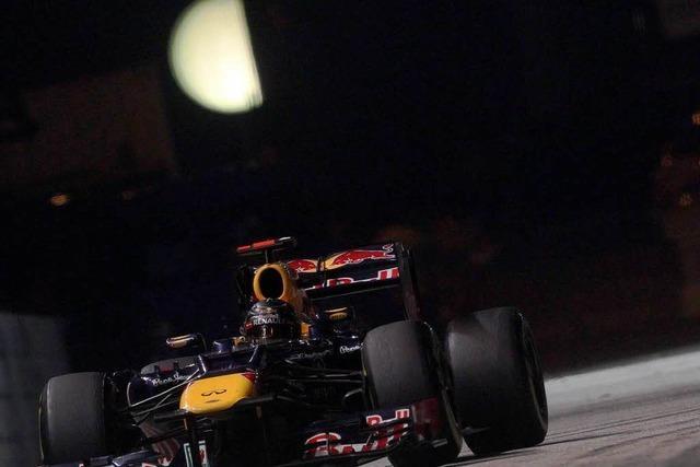 Sieg auf der ganzen Linie für Sebastian Vettel