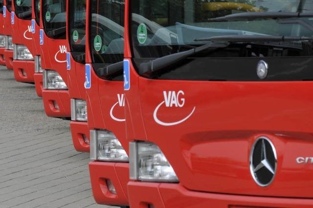 Rentner bekommt von VAG-Busfahrer einen Hieb