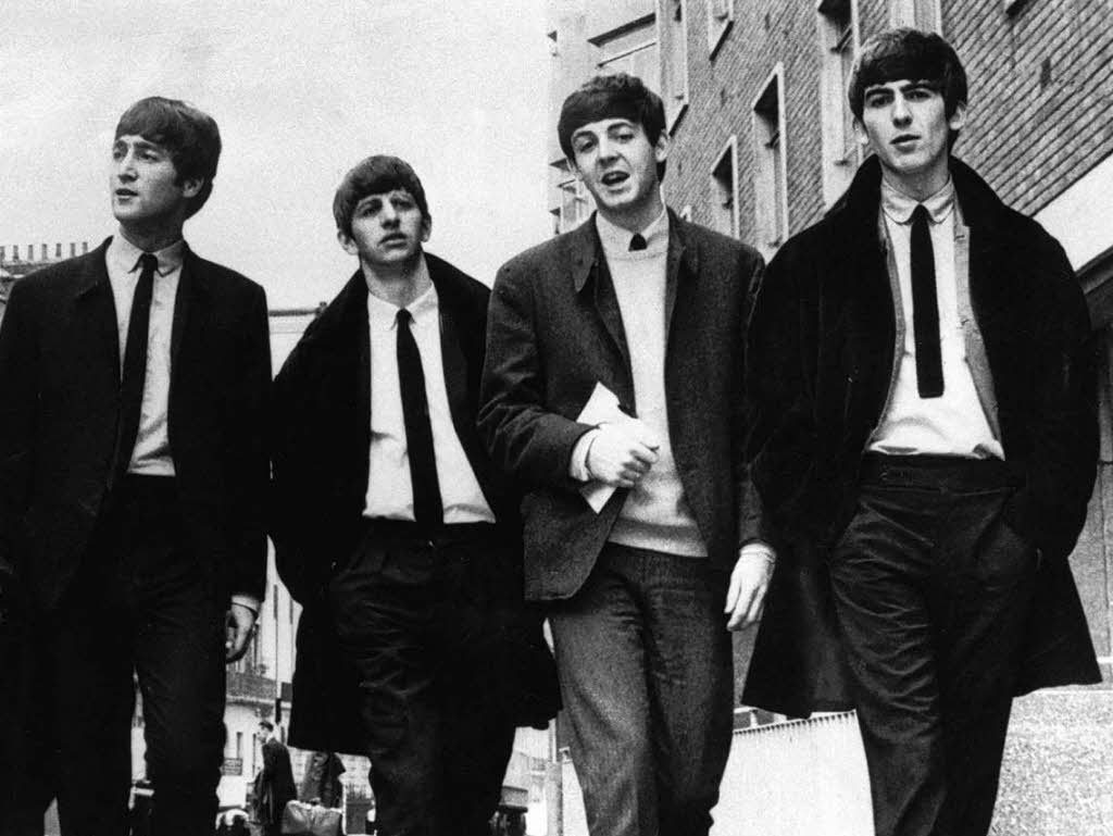 The Beatles Mitglieder