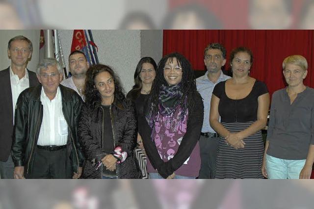 Zuwanderer beraten Gemeinderat