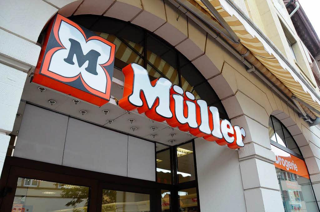 Müller Markt Lörrach
