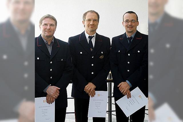 Drei neue Chemieberater