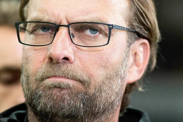 Video: Klopp sauer nach 3:3 des BVB in Frankfurt