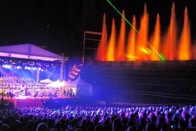 Wasserfontänen, Laser und Musik – Titisee soll neue Attraktion bekommen