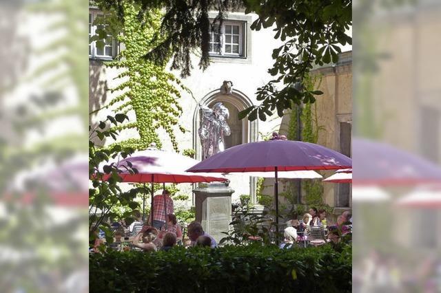 FLUCHTPUNKT: Kaffee mit Rapunzel
