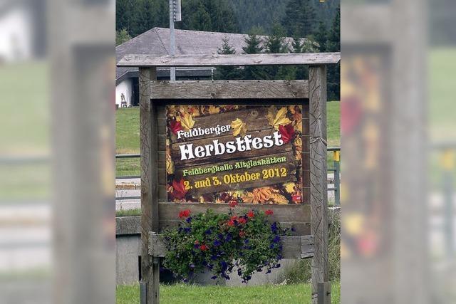 Sechs Feldberger Vereine laden zum Herbstfest ein
