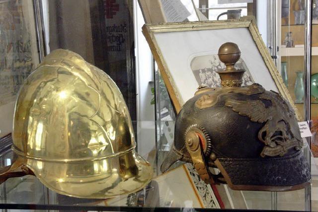 Die Geschichte der Feuerwehr in Kandern
