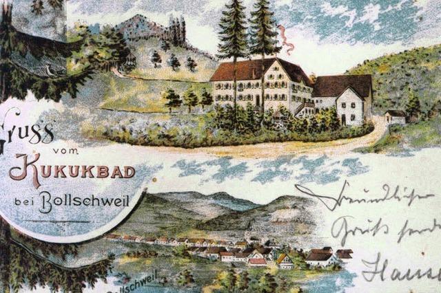 Das Kukukbad, ein frühes Wellness-Resort