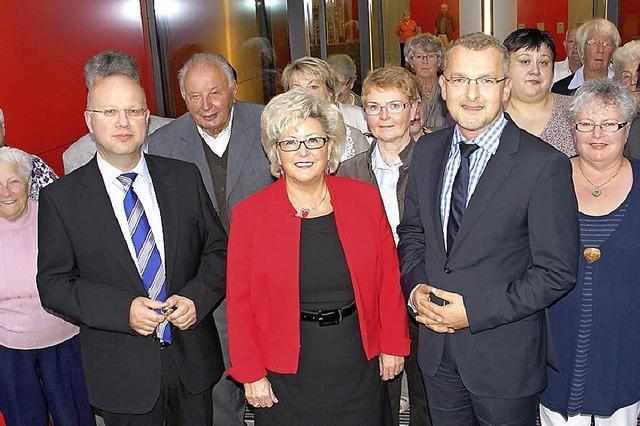 Ins Spital Bad Säckingen wird weiter kräftig investiert