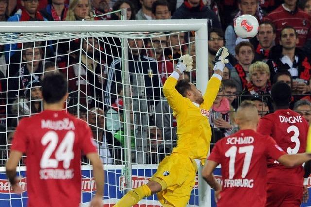 SC Freiburg verliert gegen Werder Bremen 1:2