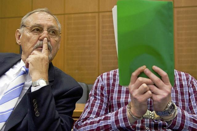 Serientäter Thomas Feldhofer gesteht vor Gericht