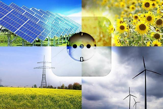 Ökoenergie spart Geld
