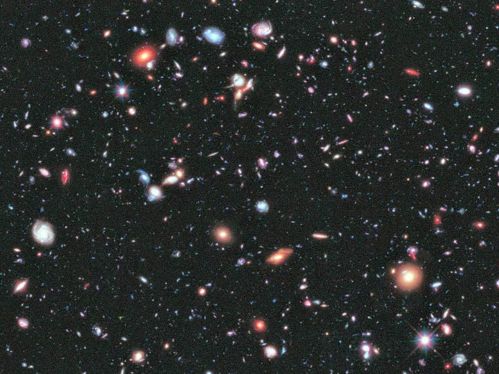 Hubble Bilder Galaxien