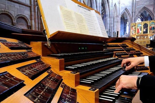 Marode Münsterorgeln bewegen Organist in Freiburg zur Kündigung