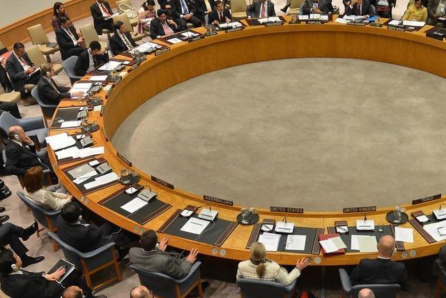 UN-Sicherheitsrat erreicht erneut keine Einigung zu Syrien