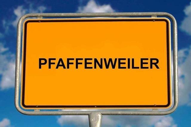 Warum heißt Pfaffenweiler Pfaffenweiler?