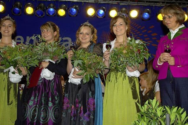Die Ortenau feiert ihr Weinfest