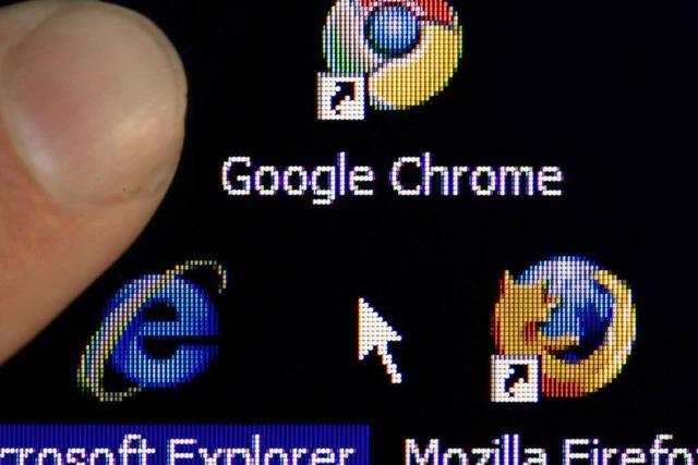 Nicht immer hilft ein Browserwechsel