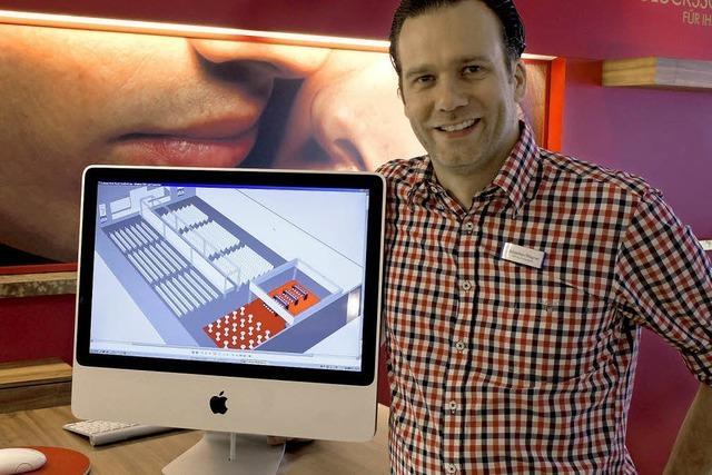 600 Sitzplätze bei der Modenacht - neues Loungekonzept