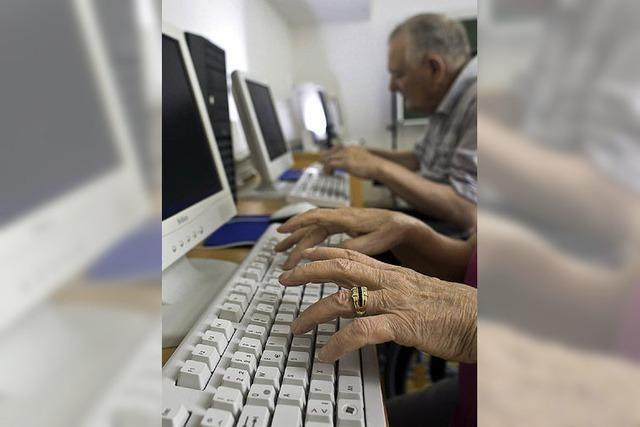 Das Alter schützt vor Wissen und Lernen nicht