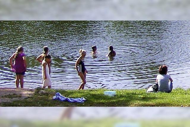 Stehle-Enten dürfen weiter im Freizeitzentrum paddeln