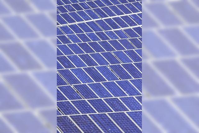 Rückschlag für Solarpläne