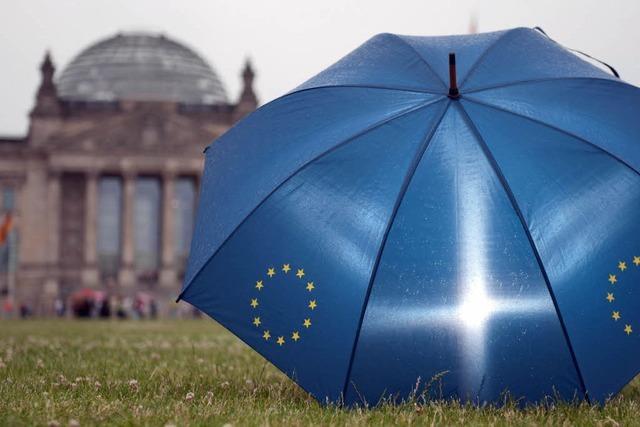 Weg für ESM-Rettungsschirm frei - Gauck unterzeichnet Urkunde