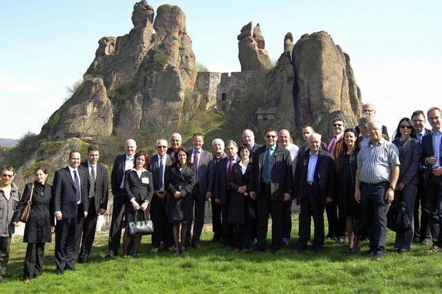 Die Partnerregion Vidin stellt sich in Offenburg vor