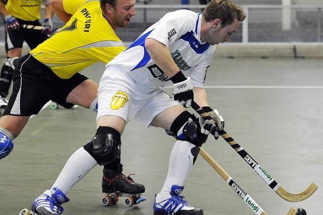 Rollhockeysaison erstmals ohne den Schweizer Meister