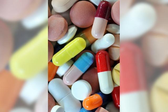 Ausgaben für Medikamente sinken