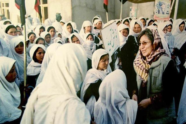 Afghanin Sima Samar erhält den Alternativen Nobelpreis