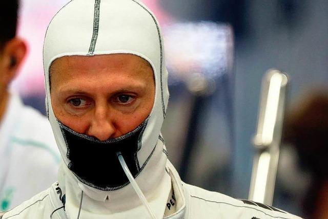 Das Aus für Schumacher - Mercedes holt Hamilton