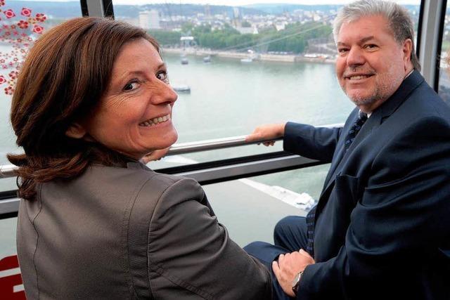 Dreyer soll Nachfolgerin von Ministerpräsident Beck werden