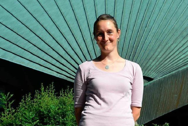 BZ-Interview mit Julia Mack, der neuen Pfarrerin in Breisach
