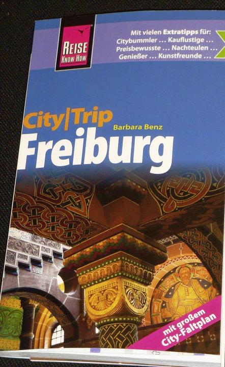 """Buch """"City Trip: Freiburg""""    Foto: Julia Littmann"""