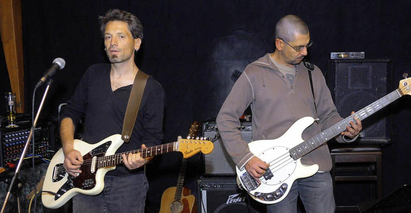 Zwei Brüder, eine ungewöhnliche Musik: Torso aus Straßburg.     Foto: Künstle